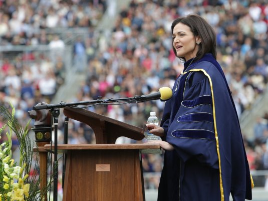 sheryl sandberg - berkeley - may 2016